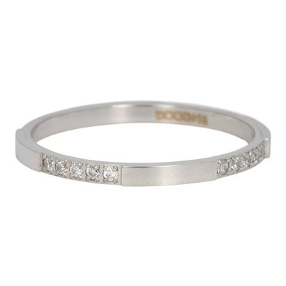 IXXXI JEWELRY RINGEN iXXXi Jewelry Vulring 2mm CHIC SILVER Stainless steel