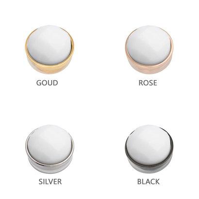 iXXXi JEWELRY iXXXi Jewelry Oberteil FACET WHITE Edelstahl