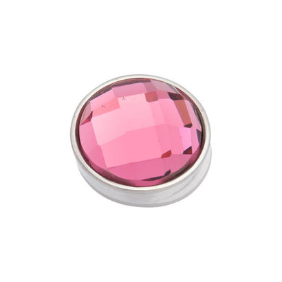 iXXXi JEWELRY iXXXi Jewelry  Top part FACET PINK  Stainless steel
