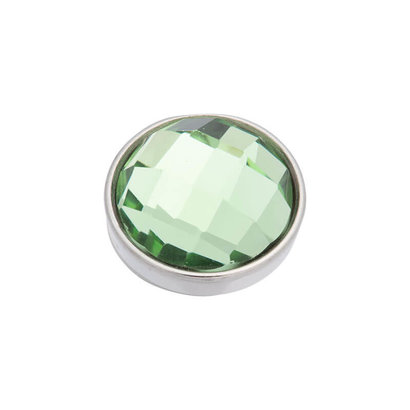 iXXXi JEWELRY iXXXi Jewelry Top part FACET GREEN Stainless steel