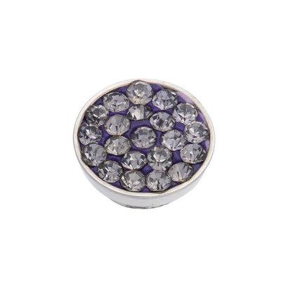 iXXXi JEWELRY iXXXi Jewelry Top part STONE TANZANITE Stainless steel