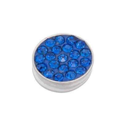 iXXXi JEWELRY iXXXi Jewelry Top part STONE CAPRI BLUE Stainless steel