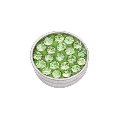 iXXXi JEWELRY iXXXi Jewelry Top part STONE GREEN Stainless steel