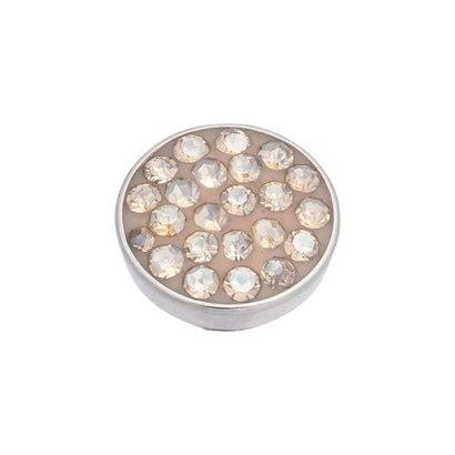 iXXXi JEWELRY iXXXi Jewelry Top part STONE BLOND FLARE Stainless steel