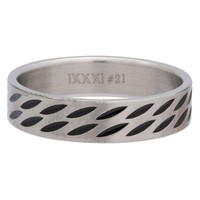 iXXXi JEWELRY MEN iXXXi HEREN VULRING SURFBOARD SILVER
