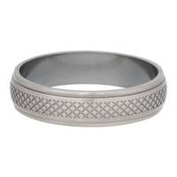 iXXXi JEWELRY MEN iXXXi WASHER CHECK MATTE SILBER FÜR HERREN