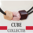 CUBE COLLECTION CUBES COMBINATION PINK 005