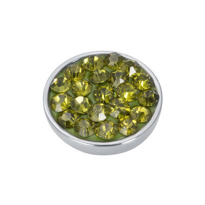 iXXXi JEWELRY iXXXi Jewelry Top part OLIVINA STONE Stainless steel