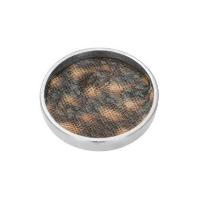 iXXXi JEWELRY iXXXi Jewelry  Top part LEOPARD Stainless steel