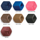 CUBE COLLECTION LOOSE CUBES BASIC COLORS COLOR CHART 6