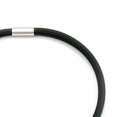 CUBE COLLECTION CUBE KETTING  BLACK-BLACK