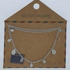 GO-DUTCH LABEL Go Dutch Label Necklace Drops Silver