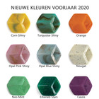 CUBE COLLECTION LOOSE CUBES COLOR CHART SPRING 2020 NEW