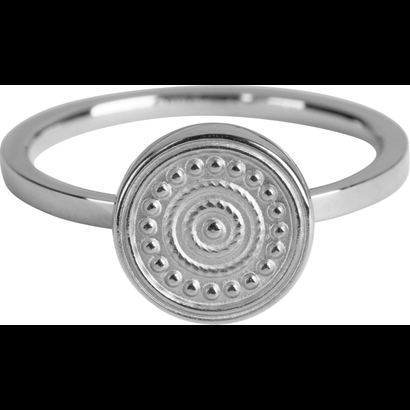 CHARMIN'S Charmins Hypnotise Shiny Silver steel R804 from the fashion jewelry brand Charmin's.