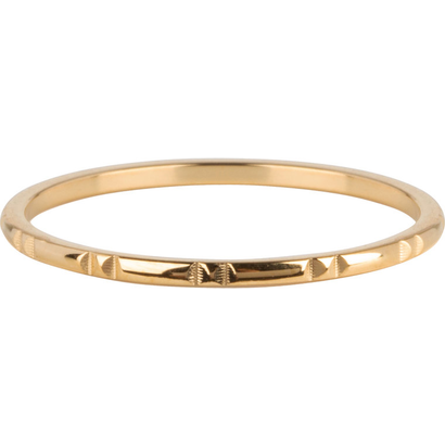 CHARMIN'S Charmins 12 Marks hiny Gold steel R781 from the fashion jewelry brand Charmin's.