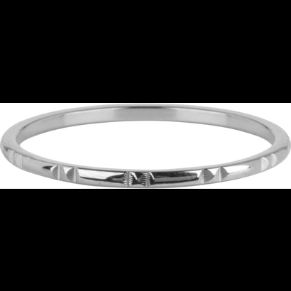 CHARMIN'S Charmins 12 Marks hiny Silver steel R780 from the fashion jewelry brand Charmin's.