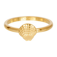 IXXXI JEWELRY RINGEN iXXXi Jewelry Washer 2mm Shell Gold Color