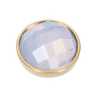 IXXXI JEWELRY RINGEN iXXXi Jewelry TOP PART FACETED ROSEWATER OPAL GOLD