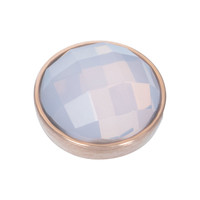 IXXXI JEWELRY RINGEN iXXXi Jewelry TOP PART FACETED ROSEWATER OPAL ROSE GOLD