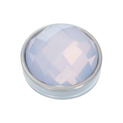 IXXXI JEWELRY RINGEN iXXXi Jewelry TOP PART FACET ROSEWATER OPAL ZILVER