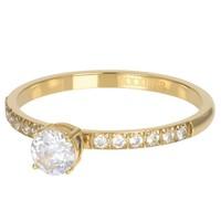 IXXXI JEWELRY RINGEN iXXXi Jewelry Vulring QUEEN 2mm  Goud