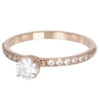 IXXXI JEWELRY RINGEN iXXXi Jewelry Vulring QUEEN 2mm  Rosegoud