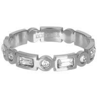 IXXXI JEWELRY RINGEN iXXXi Jewelry Vulring EXCELLENT 4mm  Zilverkleurig