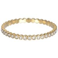 IXXXI JEWELRY RINGEN iXXXi Jewelry Washer SMALL CIRCLE STONE 2mm Gold