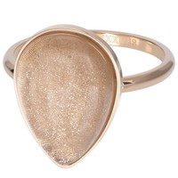 IXXXI JEWELRY RINGEN iXXXi Jewelry Washer ROYAL STONE DROP 2mm Rose gold colored