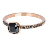 IXXXI JEWELRY RINGEN iXXXi Jewelry Vulring PRINCE  2mm  Rosegoudkleurig