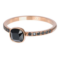 IXXXI JEWELRY RINGEN iXXXi Jewelry Washer PRINCE 2mm Rose gold colored