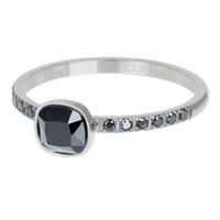 IXXXI JEWELRY RINGEN iXXXi Jewelry Vulring PRINCE  2mm  Zilverkleurig
