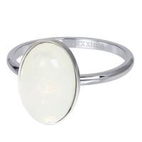 IXXXI JEWELRY RINGEN iXXXi Jewelry Vulring ROYAL QUEEN DROP  2mm Zilverkleurig