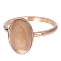 IXXXI JEWELRY RINGEN iXXXi Jewelry Vulring ROYAL QUEEN DROP  2mm Rosegoudkleurig