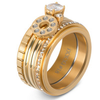 IXXXI JEWELRY RINGEN iXXXi Combinatie of Complete ring  Kerst 02 - KIES
