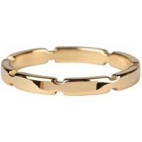 CHARMIN'S Charmins ring Elegant Steel Gold