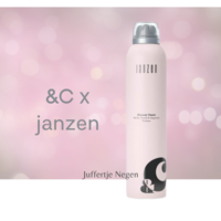 JANZEN GEUREN & C X JANZEN SCENTS SHOWER FOAM