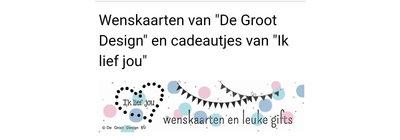 DE GROOT DESIGN