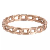 IXXXI JEWELRY RINGEN iXXXi Jewelry Vulring Enjoy  4mm Rosegoudkleurig