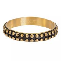 IXXXI JEWELRY RINGEN iXXXi Jewelry Vulring Gipsy  4mm Goudkleurig