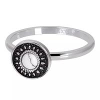 IXXXI JEWELRY RINGEN iXXXi Jewelry Vulring Vintage White  2mm Zilverkleurig