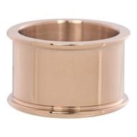 IXXXI JEWELRY RINGEN iXXXi Basisring 1,2cm Rose Gold