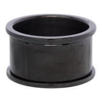 IXXXI JEWELRY RINGEN iXXXi Basisring 1,2cm Black
