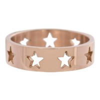 IXXXI JEWELRY RINGEN iXXXi Washer Open Rose Stars