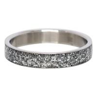 IXXXI JEWELRY RINGEN iXXXi Waschmaschine Glitter Silber