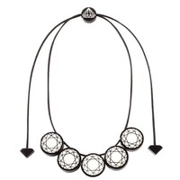 ZSISKA DESIGN ZSISKA Design necklace Diamante