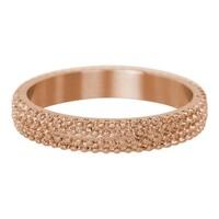 IXXXI JEWELRY RINGEN iXXXi Jewelry Vulring 0.4 cm Ring Kaviaar Rose