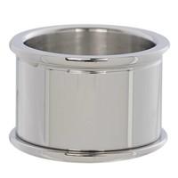 IXXXI JEWELRY RINGEN iXXXi Basisring 1.4cm Zilverkleurig