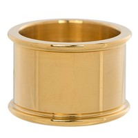 IXXXI JEWELRY RINGEN iXXXi Basisring 1.4cm Goudkleurig