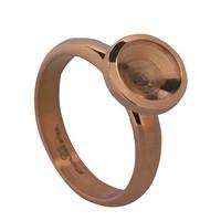 OHLALA TWIST Ohlala.OHR54 Choco-farbigen Ring Ohlala